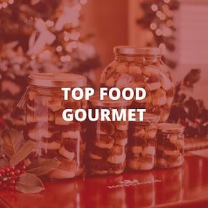 top food gourmet Mosca1916
